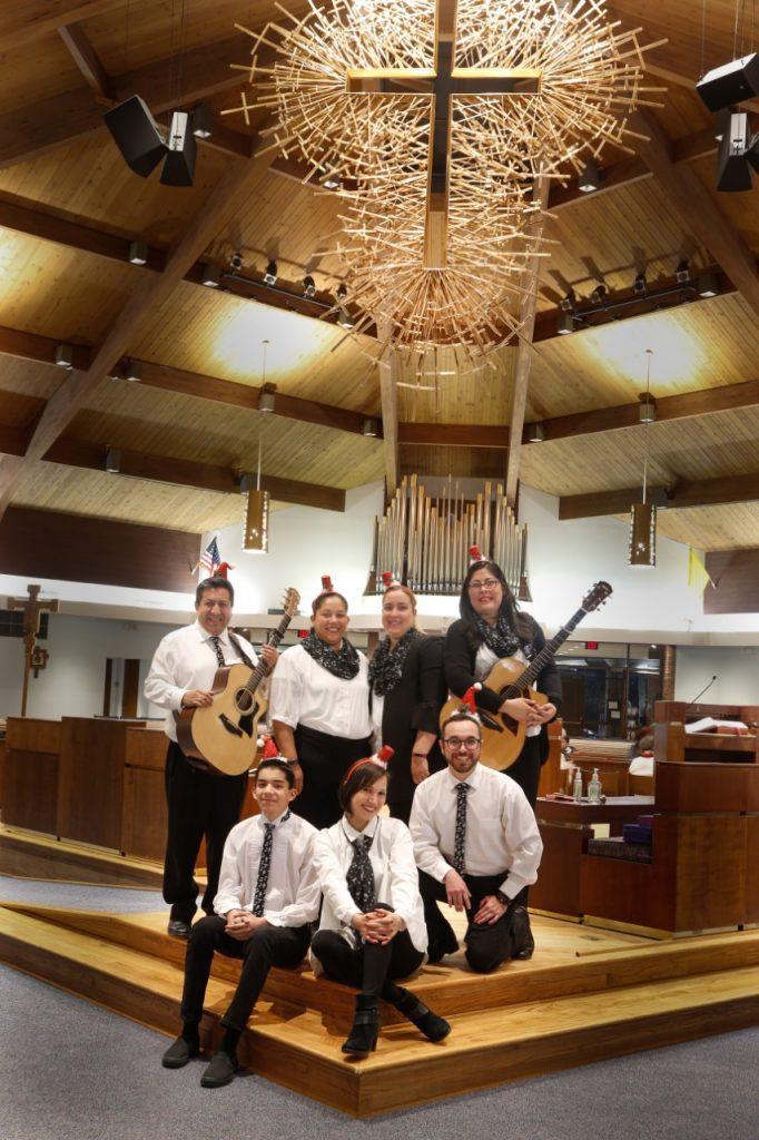 Santa Maria Spanish Choir