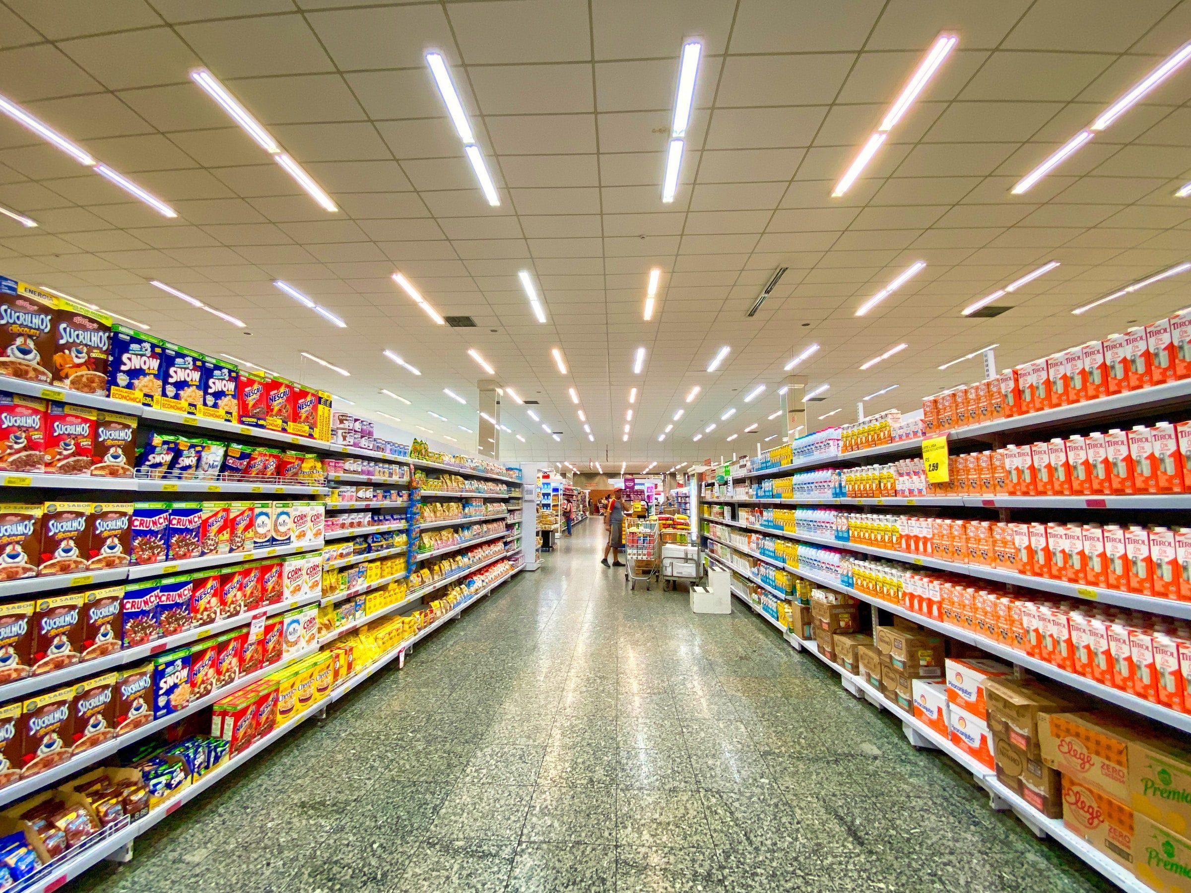 Grocery Store Rewards