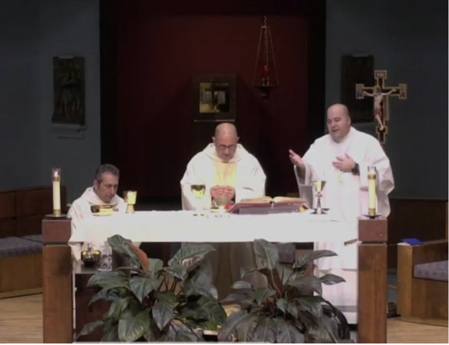 Mass Times / Confessions